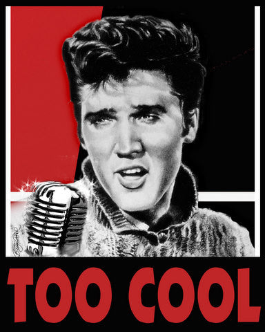 Too Cool (Elvis Presley) - Betty Harper