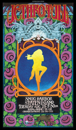 Jethro Tull at Shug Harbor - Bob Masse