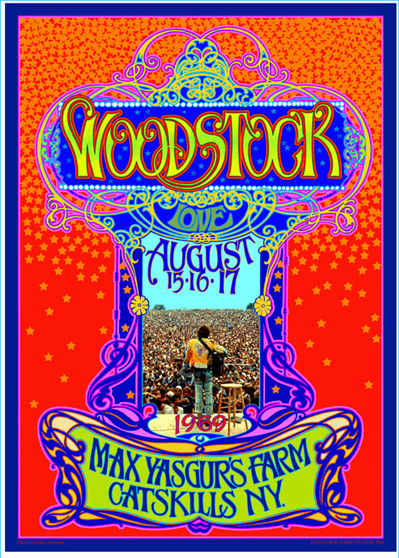 Woodstock - Bob Masse