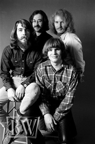 Creedence Clearwater Revival - Baron Wolman