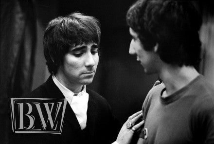 Keith Moon & Pete Townshend - Baron Wolman