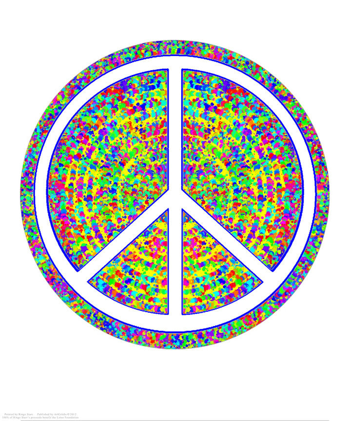 Peace Spin - Ringo Starr