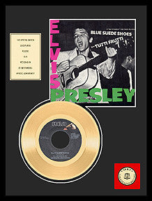 Blue Suede Shoes - Elvis Presely