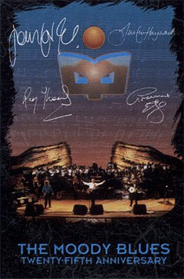 A Timeless Journey - Celebrating the 25th Anniversary of the Moody Blues