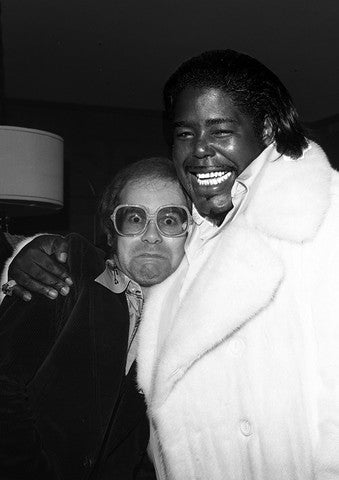 Elton John and Barry White - James Fortune