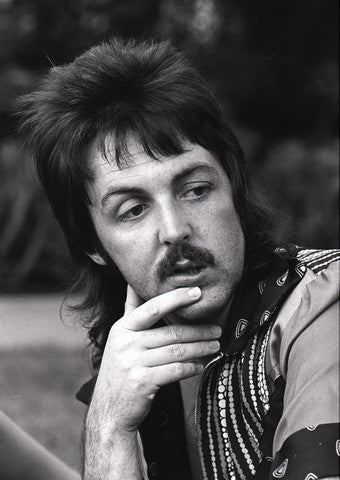 Paul McCartney 1975 - James Fortune