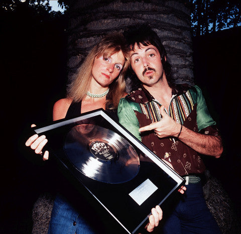 Paul & Linda McCartney Go Platinum - James Fortune