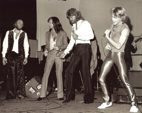 The Bee Gees with Andy Gibb - James Fortune