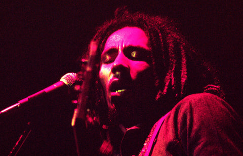 Bob Marley 1976 - James Fortune