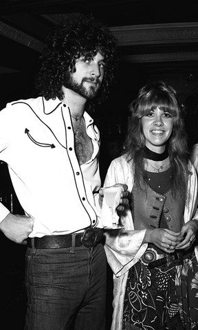 Stevie Nicks and Lindsey Buckingham - James Fortune