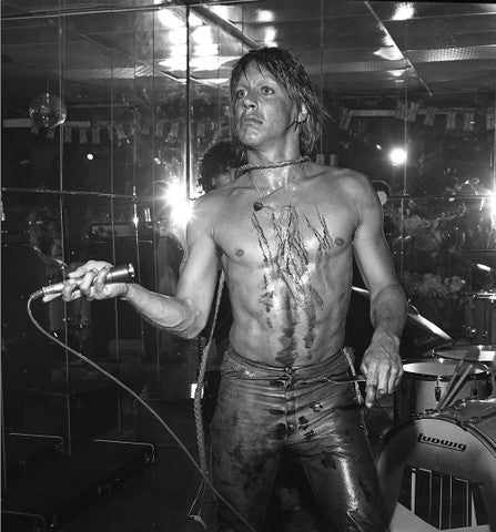 Iggy Pop - James Fortune