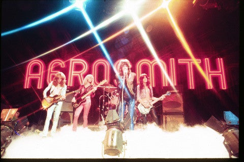 Aerosmith Live - James Fortune
