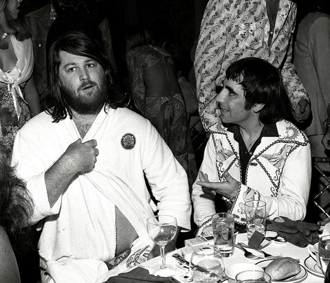 Brian Wilson & Keith Moon - James Fortune
