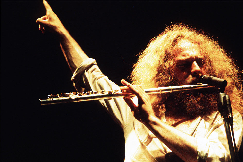 Ian Anderson (Jethro Tull) 1974 - James Fortune