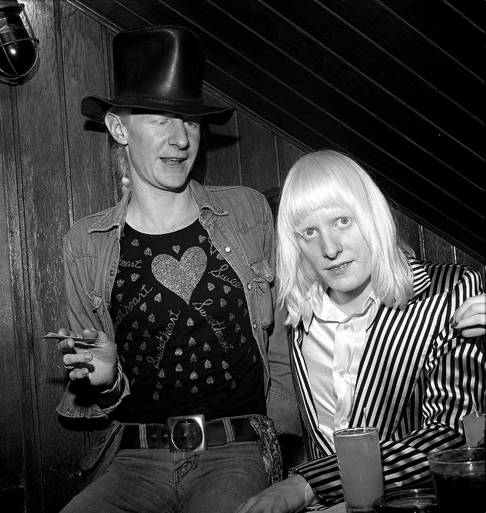 Johnny & Edgar Winter - James Fortune
