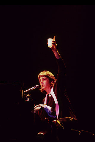 Paul McCartney at the Piano 1976 - James Fortune