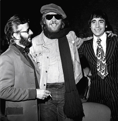 Ringo, Harry & Keith 1976 - James Fortune