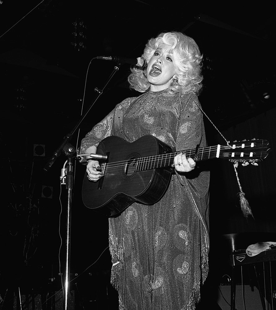 Dolly Parton 1978 - James Fortune