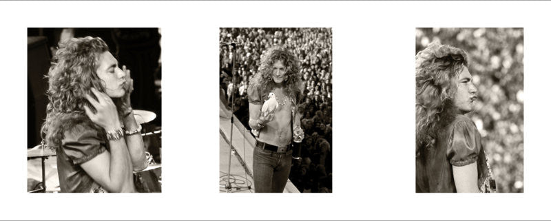 Robert Plant x 3 - James Fortune