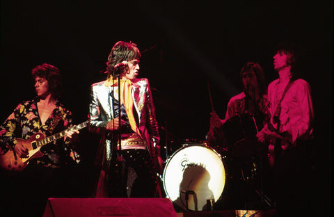 Rolling Stones 1972 - James Fortune