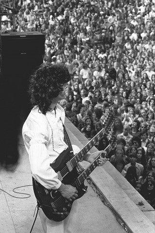 Jimmy Page Live - James Fortune