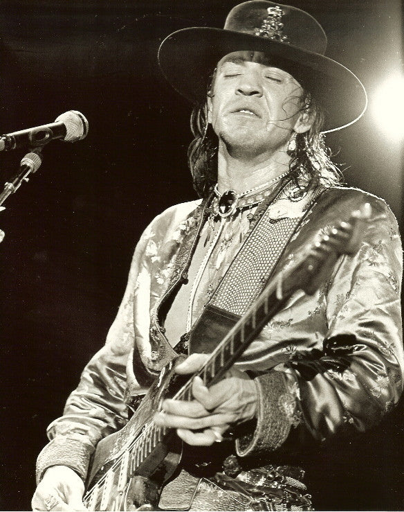 Stevie Ray Vaughan in Concert - John T. Comerford III
