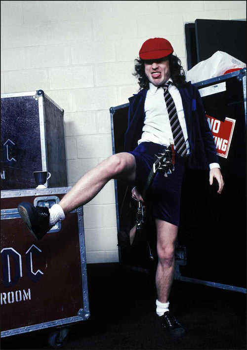Angus Young - Mark Weiss