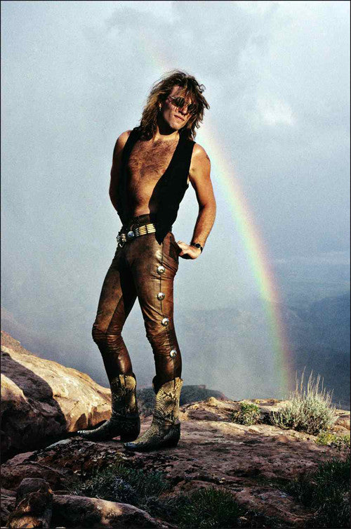 Bon Jovi Rainbow - Mark Weiss