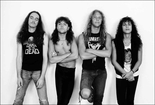 Metallica 1986 - Mark Weiss