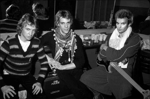 The Police 1979 - Mark Weiss