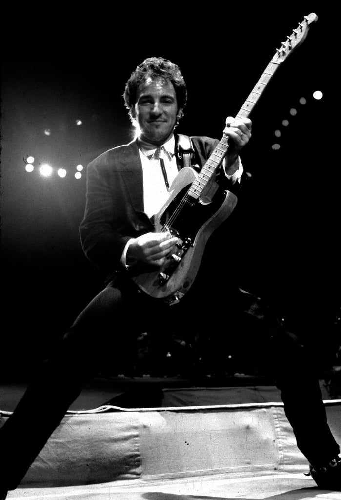 Bruce Springsteen 1988 in Concert - Mark Weiss