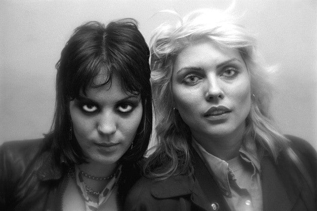 The Devil & The Angel (Joan Jett & Deborah Harry) - Scott Weiner