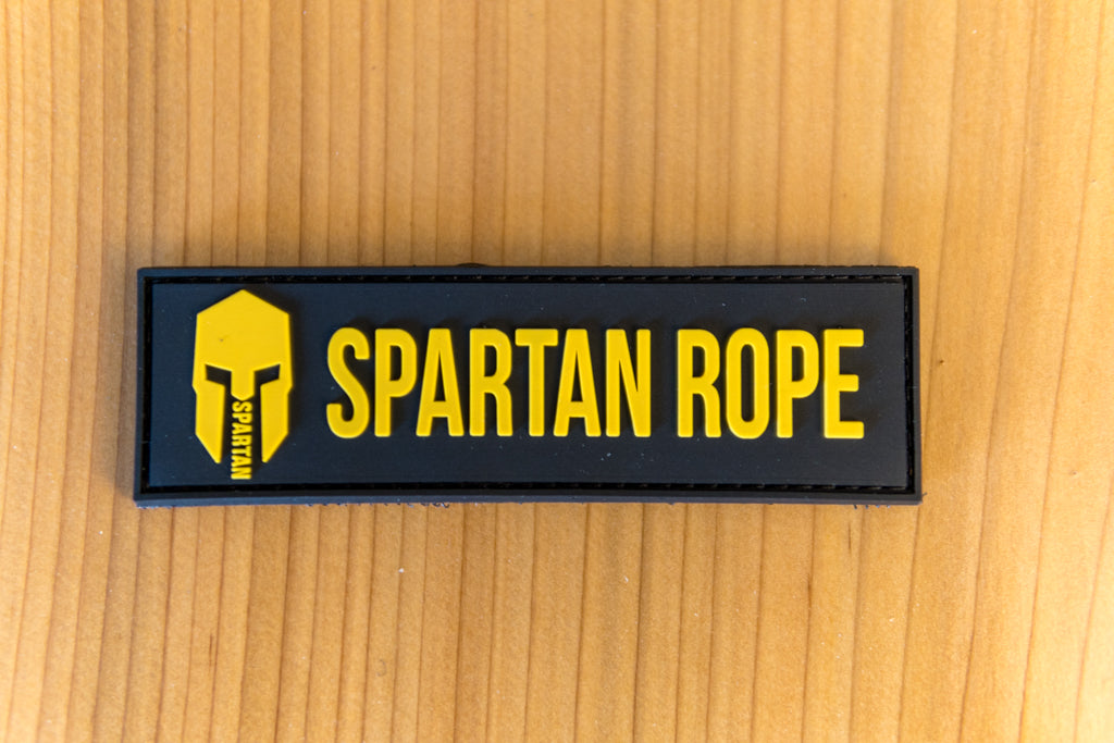 Spartan Rope Patch