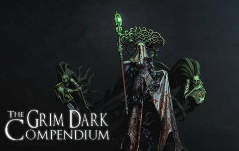 Warhammer Tutorials for EVERY FACTION, RACE and CHAPTER with the Grim Dark Compendium!