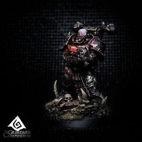 How to Paint: Black Legion - Troop Model - Free Download