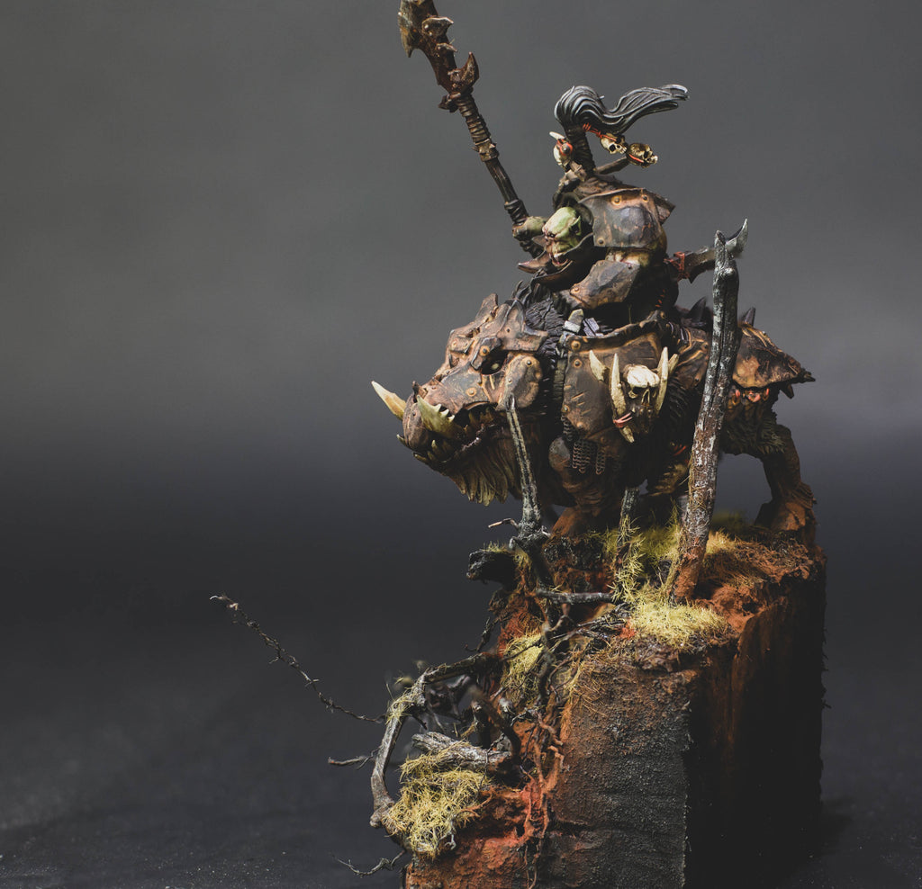 How to Paint: Ironjawz Gore Gruntas