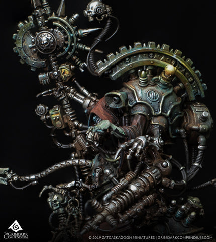 How to Paint: Adeptus Mechanicus - Belisarius Cawl