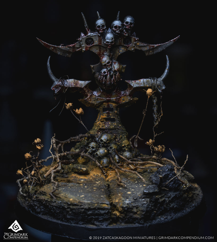 How to Guide: Shrines of Dolhelith - Basing Tutorial