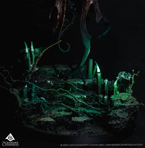 How to Guide: Nighthaunt Basing