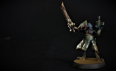 How To Paint: Thousand Sons Tzaangor