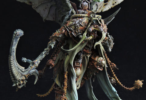 How to Paint: Mortarion | Part 2 of 2