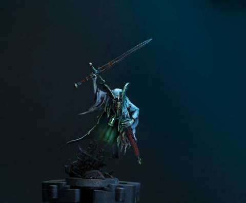 How to Paint: Nighthaunt's Knight of Shrouds