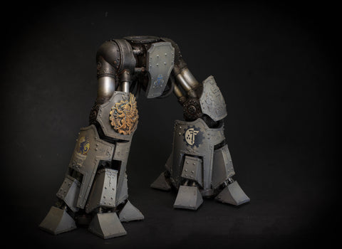 How to Paint: Legio Gryphonicus - Metal Recipe