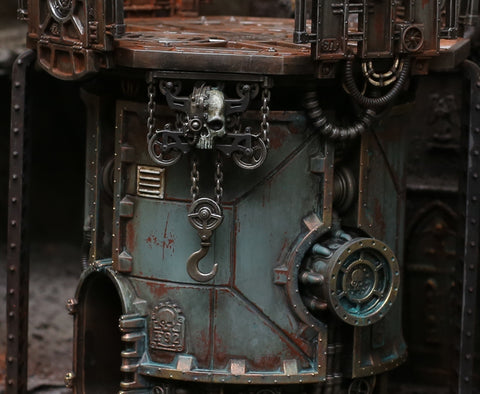 How to Paint: Warhammer 40k Terrain