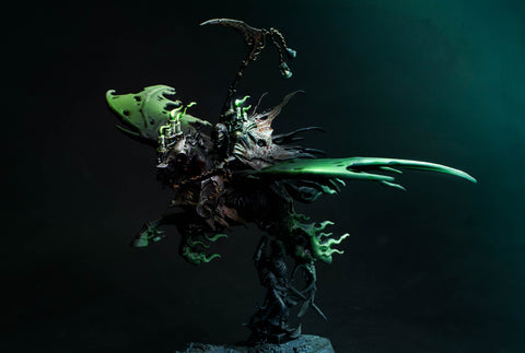 How to Paint: NightHaunt's Reikenor the Grimhailer