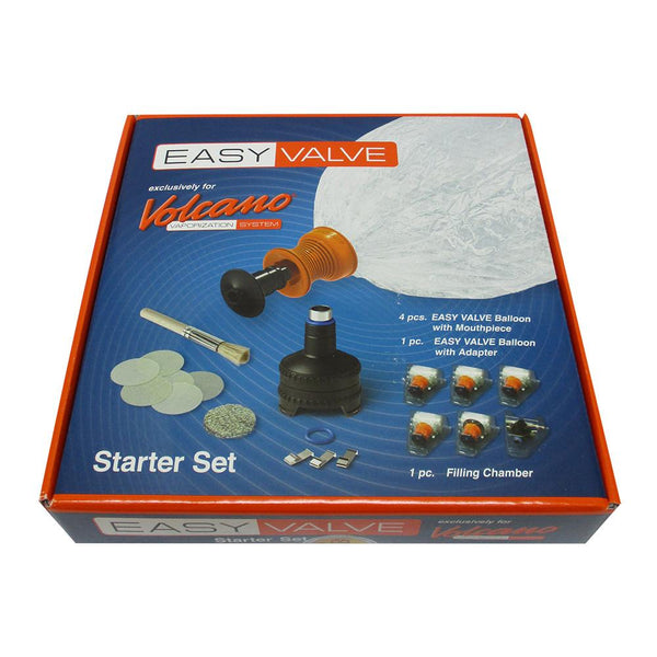 SPARE PART FOR VOLCANO - EASY VALVE STARTER SET