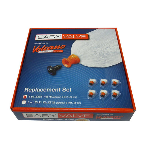 SPARE PART FOR VOLCANO - EASY VALVE REPLACEMENT SET