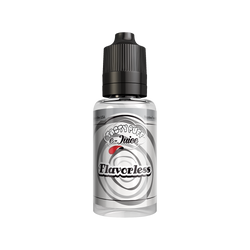 EJUICE FLAVORLESS 30ML - USE WITH FLAVOR DROPS