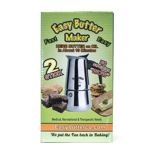 TWO STICK EASY BUTTER MAKER