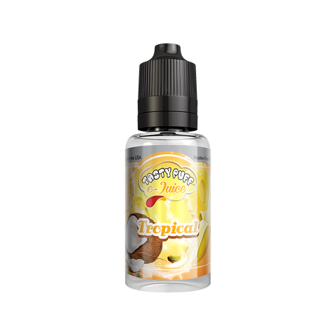 E-JUICE - NICOTINE FREE 30ml TROPICAL